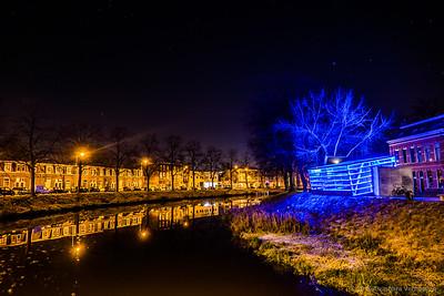 29-11-2016 - Breda e.o. met lange sluitertijden (nachtfotografie)