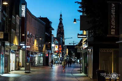 12-07-2017 - Centrum (by night)