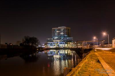 18-02-2018 - Breda by night (HDR)