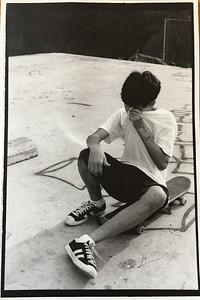 secret spot  skateboarding