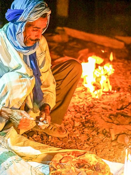 Berber bread Morocco
