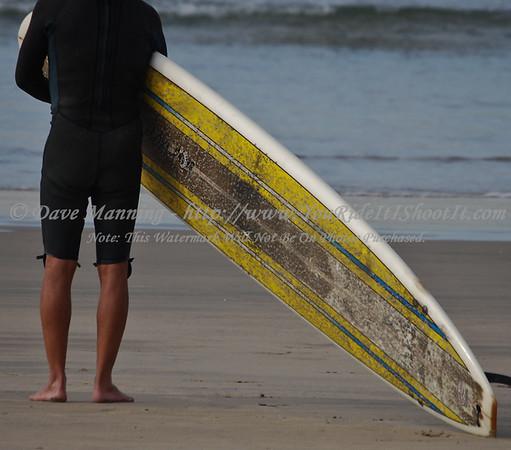 The boards at Blackies