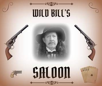 The building of Wild Bill's Saloon