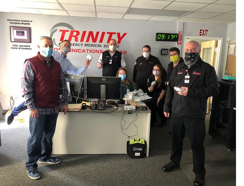Trinity Champions