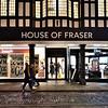 House of Fraser shrewsbury closing down.
