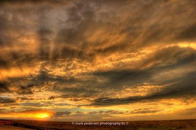 Just another Colorado Sunset! Aurora CO