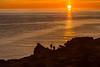 Iceland-Westfjords-Sunset and/or sunrise-1am. Longest day of the year.