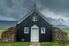 Iceland-Akureyri-Saurbæjarkirkja Turf Church
