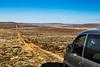 Iceland-Hiighland's dirt road