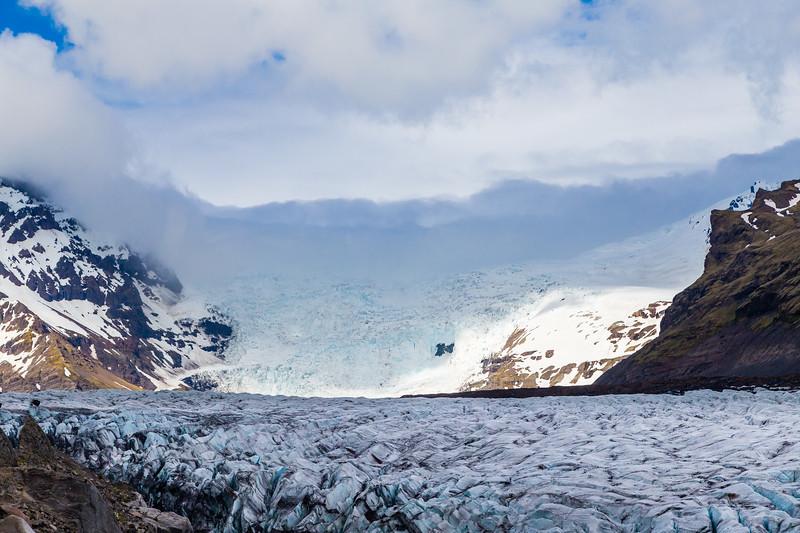 Iceland-Svínafellsjökull