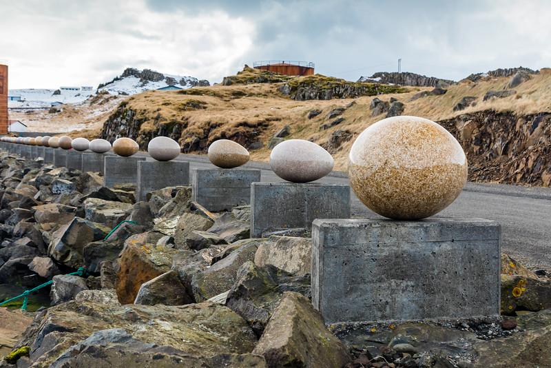 Iceland-Djúpivogur-Eggin í Gleðivík