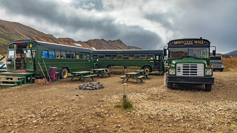 Iceland-Fjallabak Nature Reserve-Landmannalaugar-MNountain Mall