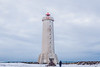 ICELAND-AKRANES-NEW LIGHTHOUSE