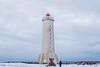 ICELAND-AKRANES-NEW LIGHTHOUSE