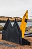 Iceland-Djúpivogur harbor-Anchor for sale