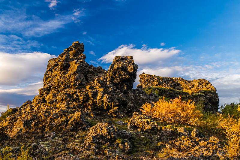 ICELAND-Dimmuborgir