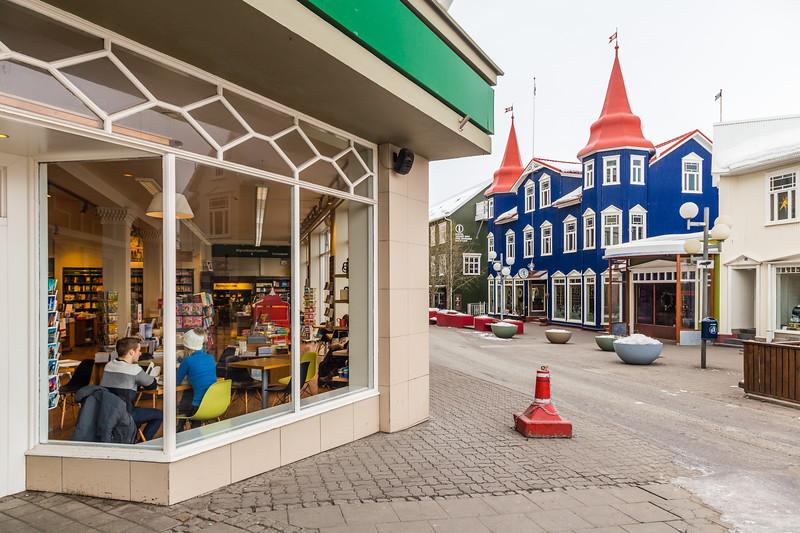 ICELAND-Akureyri,