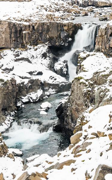 Iceland-Sveinstekksfoss
