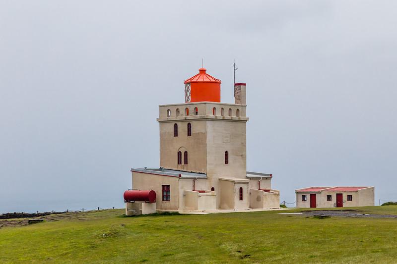 Iceland-Dyrhólaey [Lighthouse]