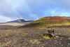 ICELAND-Hestalda and Rauðaskál with rainbow