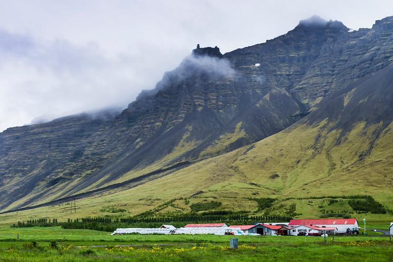 Iceland-Breiðabólsstaður-Farm