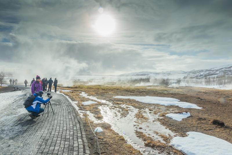 ICELAND-GEYSIR