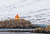 Iceland-Djúpivogur-Æðarsteinn lighthouse