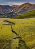 Iceland-Fjallabak Nature Reserve-<br /> Fostastaðavatn lake
