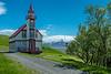 Iceland-Hvolsvöllur-Church