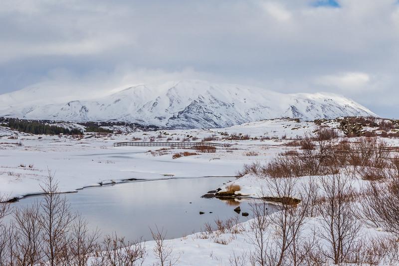 Iceland-Thingvellir National Park-UNESCO WORLD HERITAGE SITE