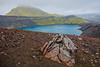 ICELAND-HIGHLAND-Hnausapollur or Bláhylur
