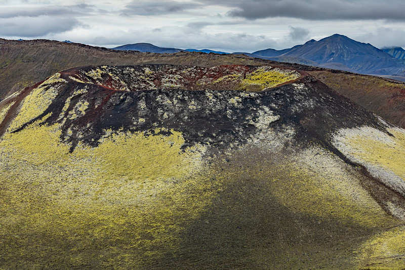 Iceland-Fjallabak Nature Reserve
