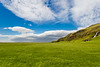 Iceland-Hvolsvöllur-sheep grazing