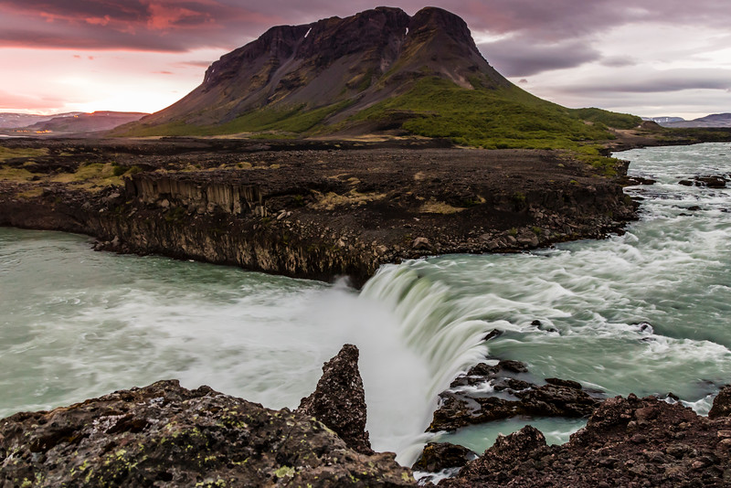 Iceland-Tjofafoss