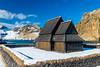 Iceland-Vestmannaeyjar-Stafkirkjan-Heimaey Stave Church