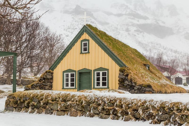 Iceland-Hof-Hofskirkja