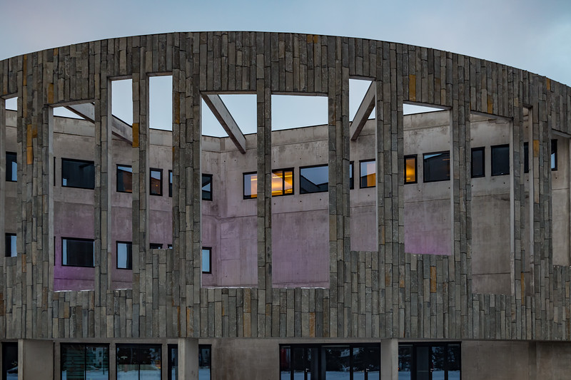 ICELAND-Akureyri-CULTURAL CENTER-HOF