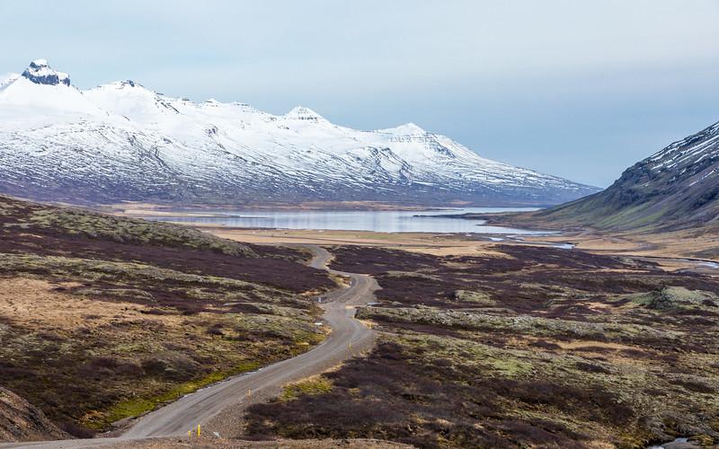 Iceland-Berufjörður