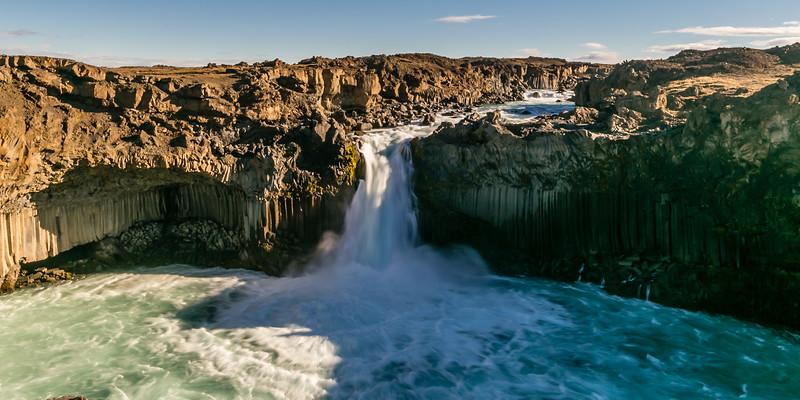 ICELAND-Aldeyjarfoss