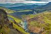 Iceland-Fossá River