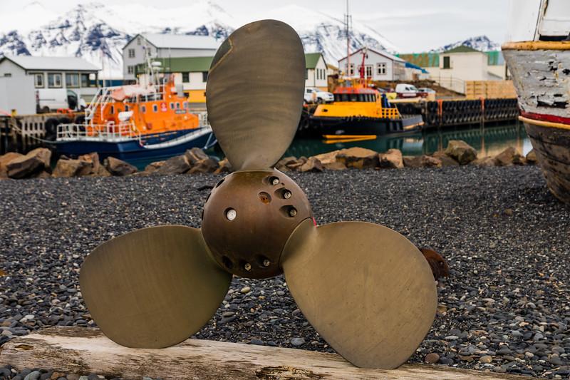 Iceland-Hofn harbor