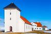 iCELAND-Bessastaðir-Presidental residence and church