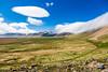 Iceland-Snaefellsnes Peninsula-Lenticular  cloud