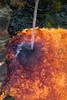 Iceland-Highlands-Fjallabak Nature Reserve-Landmannalaugar-Mineral stains