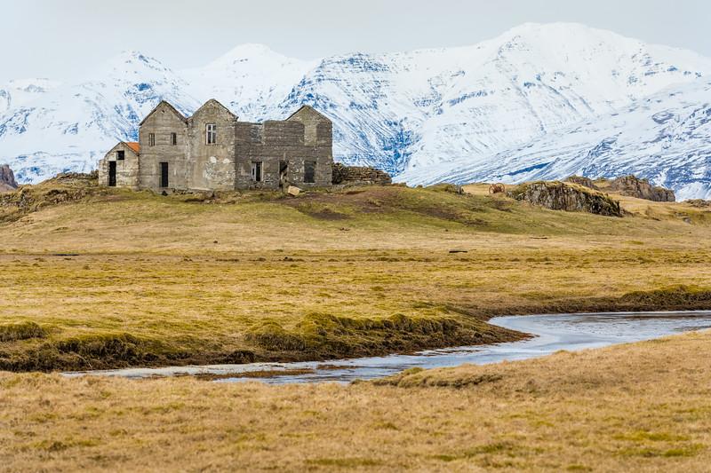 Iceland-Hofn or Hornafjordur