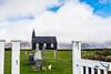 Iceland-Snaefellsnes Peninsula-Black Church