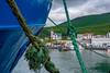 Iceland-Húsavík-Húsavík harbor