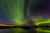 ICELAND-Mývatn-Northern Lights-Aurora Borealis