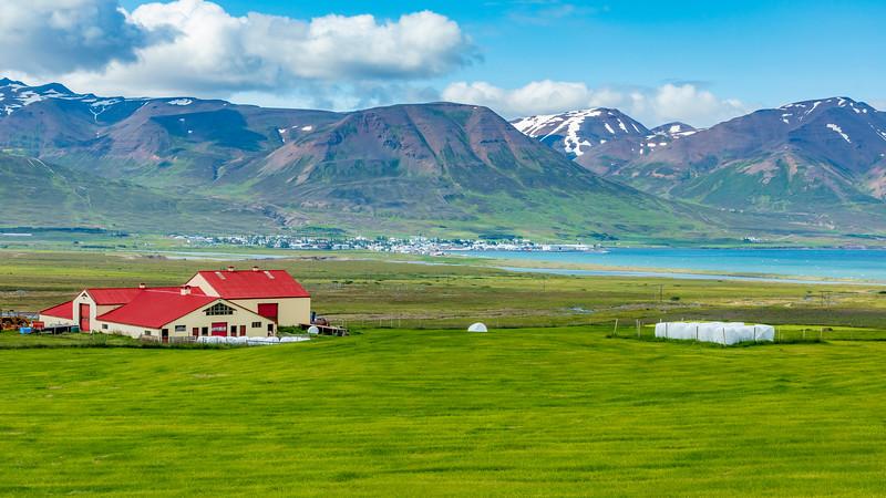 Iceland-Dalvik-Eyjafjörður