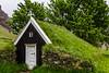 Iceland-Núpsstaður-Grass roofed church